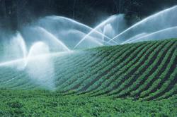 sistema de riego artificial